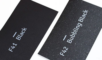 BLACK PAPER STICKER <span>Is black your favourite? </span>